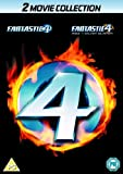 Fantastic 4/ Fantastic 4: Rise of the Silver Surfer Double Pack [DVD] [2007]