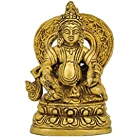 Redbag Lord Kuber Miniature Brass Statue