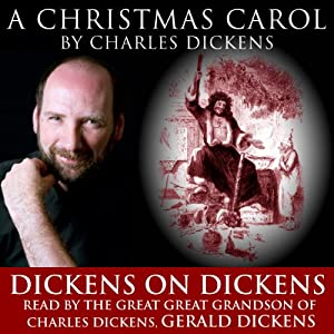 A Christmas Carol: Dickens on Dickens Audiobook