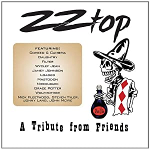 ZZ Top: A Tribute from Friends - cover image
