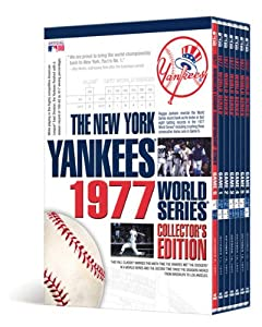 A&E Video New York Yankees: 1977 World Series Collector