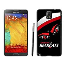 buy Samsung Galaxy Note 3 Cincinnati Bearcats 3 Black Screen Phone Case Lovely And Cool Design