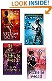 Richelle Mead Dark Swan Bundle: Storm Born, Thorn Queen, Iron Crowned & Shadow H eir