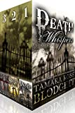 The Death Series, Books 1-3 (Dark Dystopian Paranormal Romance): Death Whispers, Death Speaks, and Death Inception