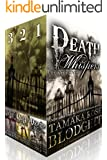 The Death Series, Books 1-3 (Dark Dystopian Paranormal Romance): Death Whispers, Death Speaks, and Death Inception (English Edition)