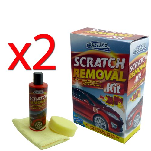 Car Scratch Removal Kit (2 Packs)