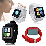 U80-Smart-Watch-Bluetooth-40-for-Sports-Health-Anti-lost-Wrist-Wrap-Watch-Phone-Mate-for-Smartphones-IOS-Android-Apple-iphone-55C5S66-Puls-Red