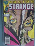 Doctor Strange Comic Book (The Tongues of Men and Angels..., 81)