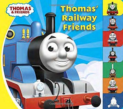 Thomas' Railway Friends (Thomas & Friends) (Thomas & Friends (Board Books)) (Thomas The Train Board Books compare prices)