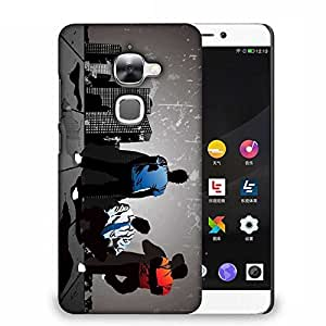 Snoogg Three Boys Designer Protective Phone Back Case Cover For Samsung Galaxy J1