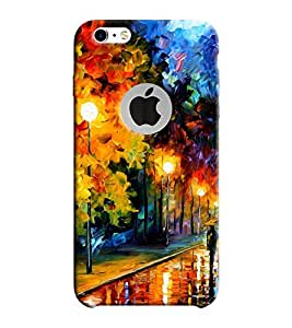 SASH DESIGNER BACK COVER FOR APPLE IPHONE 6S