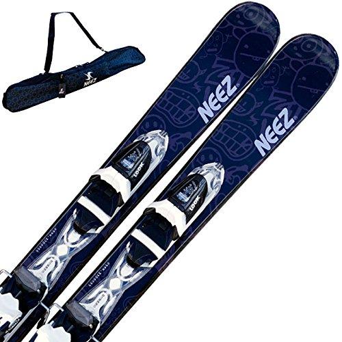 ニーズ(NEEZ) 3点セット スキーボード BP99 99cm Look金具 ケース付き (ブラック)