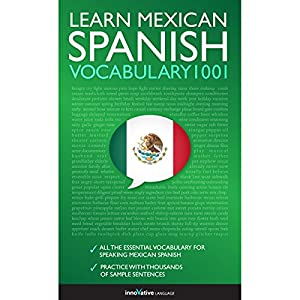 Learn Mexican Spanish - Word Power 2001 | [Innovative Language Learning]