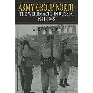 Amazon.com: Army Group North: The Wehrmacht in Russia 1941-1945 ...