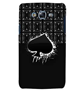 PRINTVISA Abstract Heart Love Case Cover for Samsung Galaxy J7