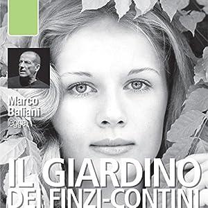 Il giardino dei Finzi-Contini Audiobook