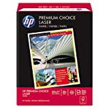Premium Choice LaserJet Paper, 98 Brightness, 32lb, 8-1/2x11, White, 500 Shts/Rm - Sold As 1 Ream
