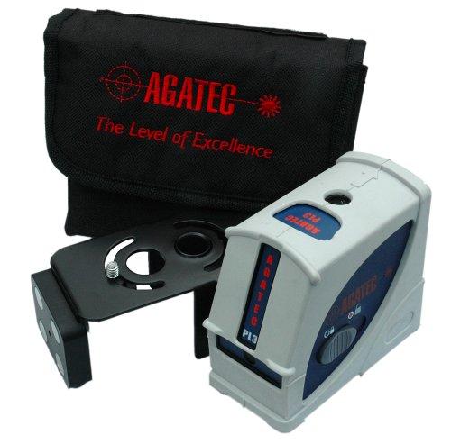 Agatec PL3 3-Beam Self Leveling Laser Plumb Bob Kit