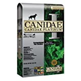 Canidae Dry Dog Food for Senior and Overweight Dogs, Platinum Formula, 30 Pound Bag