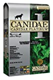 Canidae Dry Dog Food for Senior and Overweight Dogs, Platinum Formula, 30-Pound