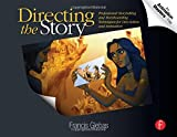 img - for Directing the Story: Professional Storytelling and Storyboarding Techniques for Live Action and Animation book / textbook / text book