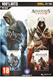 Assassin's Creed and Assassin's Creed II Double Pack PC DVD