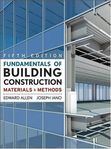 Fundamentals of Building Construction: Materials and...