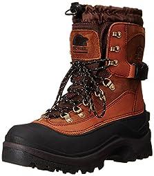 Sorel Men\'s Conquest Snow Boot, Bark, 11 M US