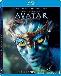 Avatar [Blu-ray 3D + Blu-ray + DVD]