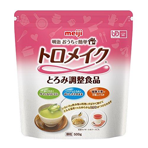 In the Meiji era at home easy tromake 500 g