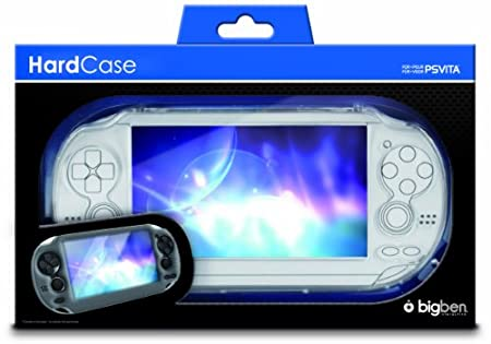 Bigben Polycarbonate Hard Case for PlayStation Vita (Smoke)
