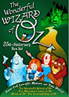 Wonderful Wizard Of Oz 25th Anniversary from Lightyear Video