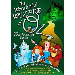 Wonderful Wizard of Oz: 25th Anniversary