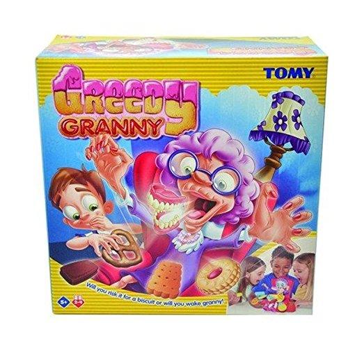 Tomy - Greedy Granny Game