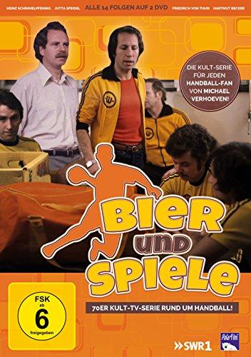 Bier und Spiele [Alle 14 Folgen auf 2 DVDs]