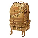 5ive Star Gear GI Spec 3-Day Military Backpack, Multicam