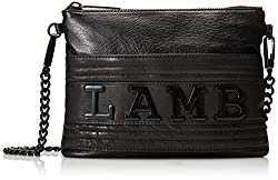 L.A.M.B. Hayln Convertible Cross Body Bag