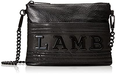 L.A.M.B. Hayln Convertible Cross Body Bag