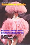 Encyclopedic Chronicles: Showbiz, Entertainment, Cabaret, Music And Superstars Around The World. Volume 3. 2nd Edition. (World Entertainment, Music & Showbiz)