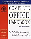 img - for Complete Office Handbook: The Definitive Reference for Today's Electronic Office (Second Edition) 2nd edition by Jaderstrom, Susan, Kruk, Leonard, Miller, Joanne (1996) Paperback book / textbook / text book