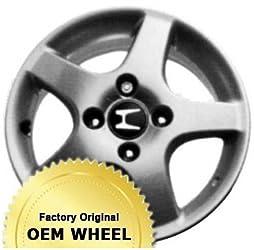 HONDA ACCORD 15X6 Factory Oem Wheel Rim- SILVER – Remanufactured