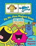 My Mr. Men Show Magnet Book