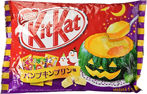 nestle-japanese-kit-kat-pumpukin-pudding-flavor-13-bar