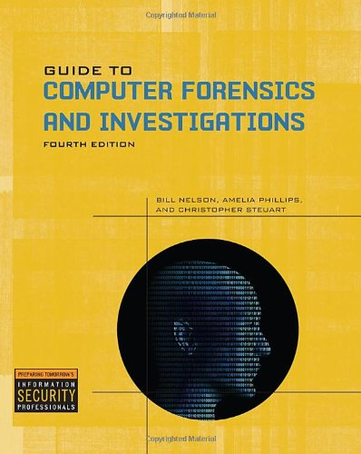 Guide to Computer Forensics and Investigations (Book...