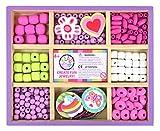 Bead Bazaar Medium Bead Box - Sweetie Pie