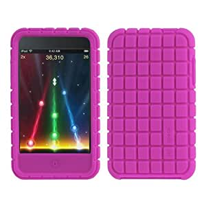 Speck PixelSkin Rubberized Case for iPod touch 2G( Pink)