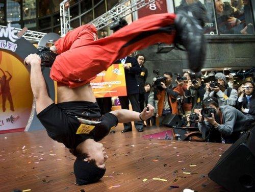 743a77fe3 Headspin Beanie: Head Spin Beanies - BBOY Headspin Break Dance Beanie