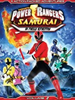 Power Rangers Samurai: A New Enemy (vol. 2) [HD]