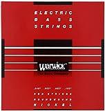 WARWICK ワーウィック エレクトリック・ベース 弦 46200 RED Nickel 4-Strings Set Medium 045/105