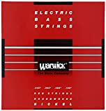 WARWICK ワーウィック エレキベース弦 4弦セット ニッケルメッキ 46200 Medium 045/105